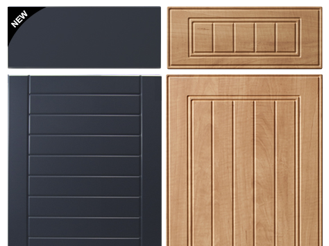 Epic - Cottage Doors and Drawers